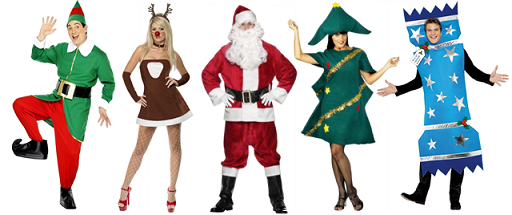 christmas costumes festive fancy dress