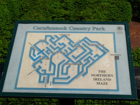 Northern Ireland Maze