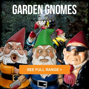 Novelty Garden Gnomes