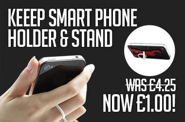 KEEEP Smart Phone Holder & Stand