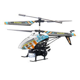 Bubble Blaster - RC Helicopter