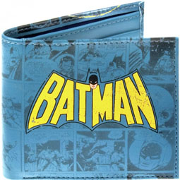 Batman (Dark Knight) Bi-Folding Boxed Wallet