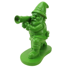 Army Man Garden Gnome
