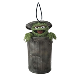 Sesame Street Oscar The Grouch Air Freshener