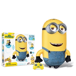 Talking Minion: Inflatable Kevin RC Toy