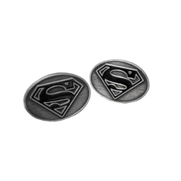 Superman Enamel Cufflinks
