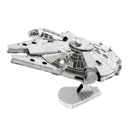 Star Wars 3D Model Kit: Millennium Falcon