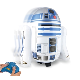 RC Inflatable R2 D2 Pump and Play - With 4 New Original Sounds