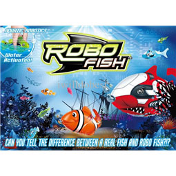 Robo Fish - My Pet Fish