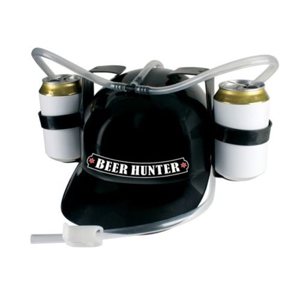Beer Hunter Drinking Helmet