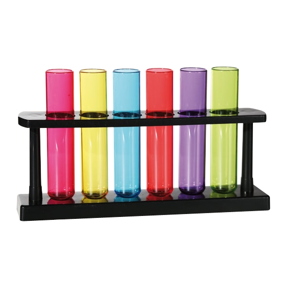 Test Tube Shots - 6 Shot Glass (40ml)
