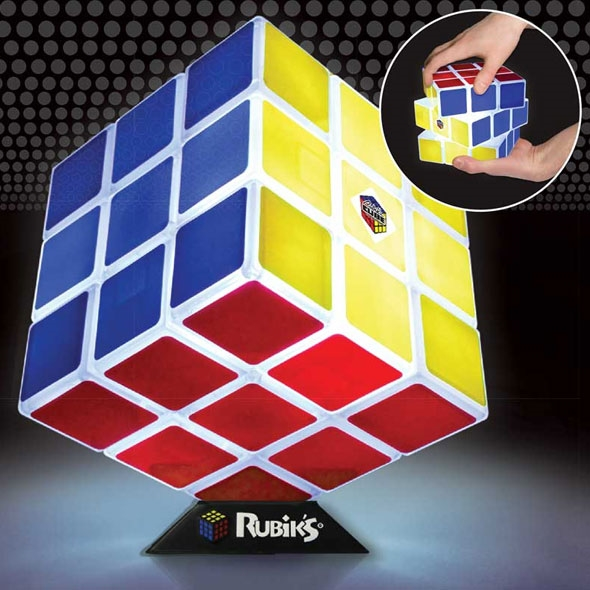 Rubik's Cube Light