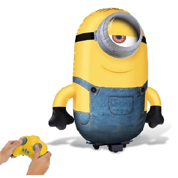Talking Minion: Inflatable Stuart RC Toy