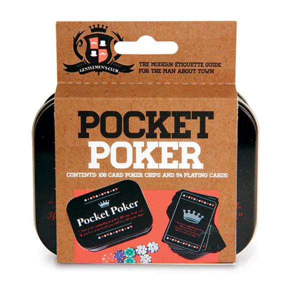 Pocket Poker Set