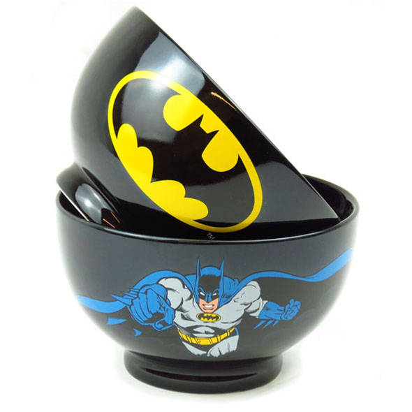 Batman (The Dark Knight) Stoneware Bowl