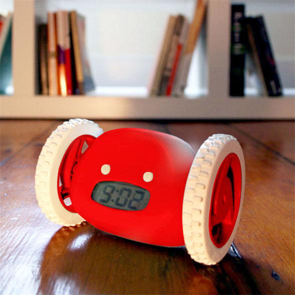 Clocky - The Running & Jumping Alarm Clock