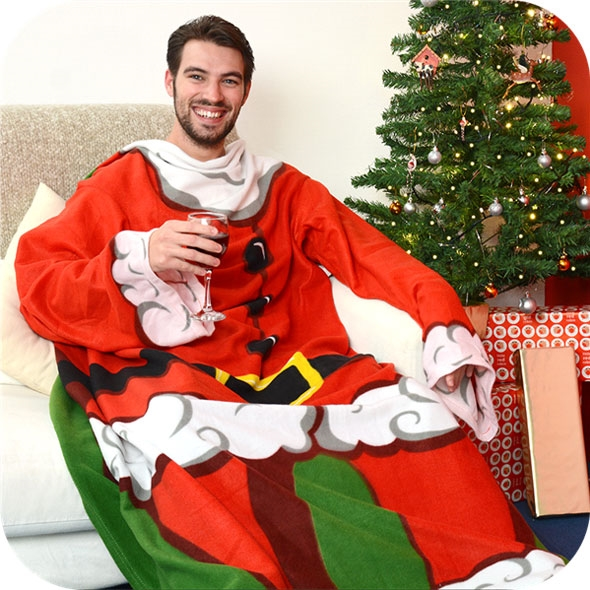 Santa Blanket - Christmas Snug Rug