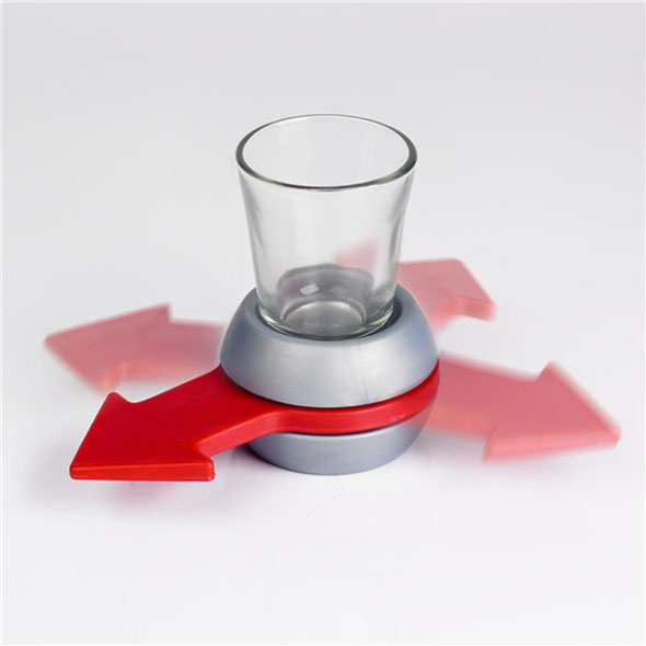 Spin The Shot Novelty Drinking Game