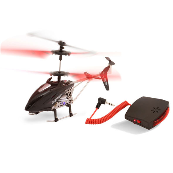 iPod or iPhone RC Helicopter