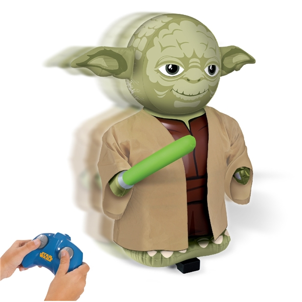yoda rc pump and play
