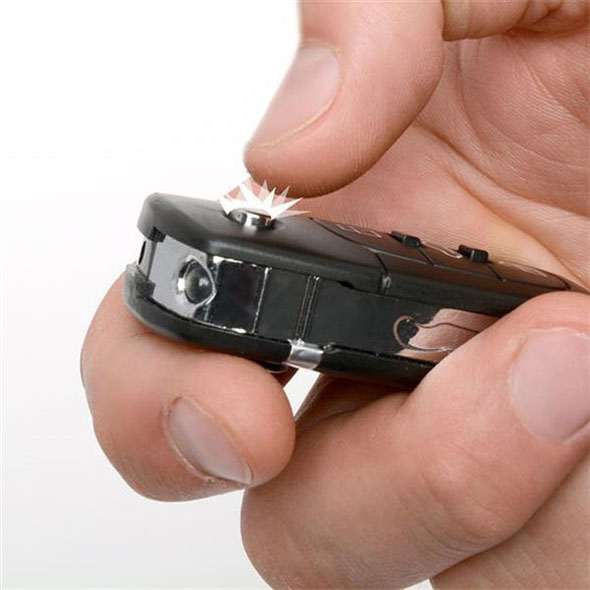 Joke Shock Car Key Remote
