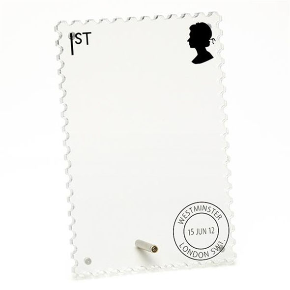 Postage Stamp Picture Frame