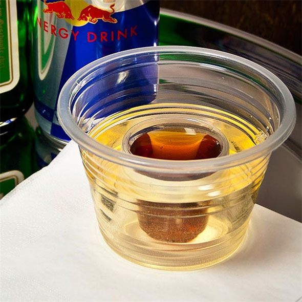Jager Bomb Cups