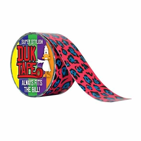 Duk Tape - Novelty Duct Tape: Four Different Designs