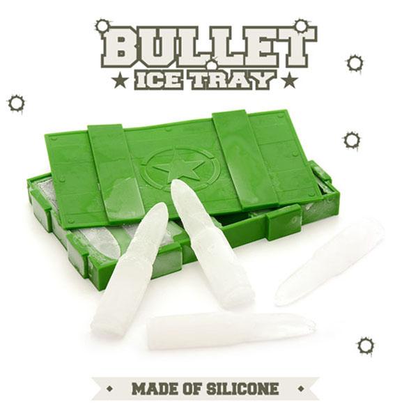 Bullet Ice Tray