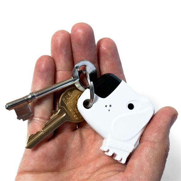 Fetch My Keys: Barking Keyring