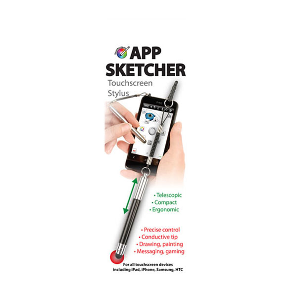 Pad Writer Touchscreen Stylus - Telescopic