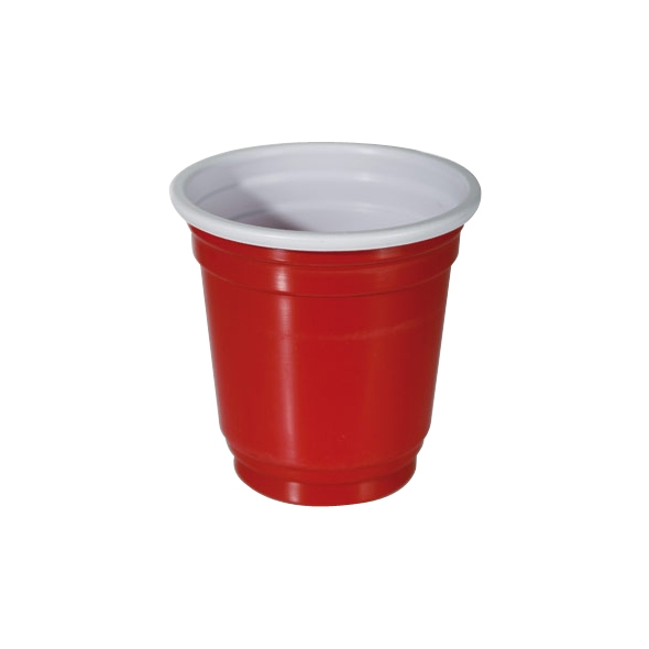 Red Shooter Cups