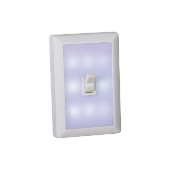 Night Light Switch With 6 LED