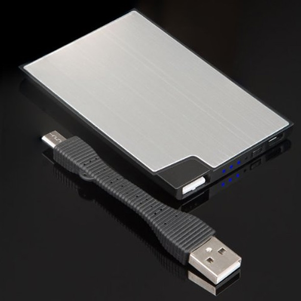 Power Bank - Ultra Slim Smartphone Backup Battery