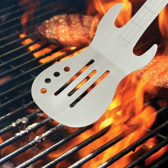 BBQ Rocks! - Guitar Spatula