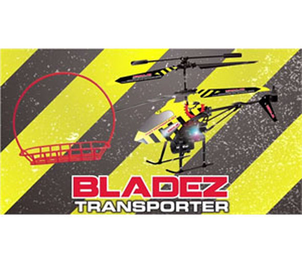 Bladez Transporter - RC Helicopter