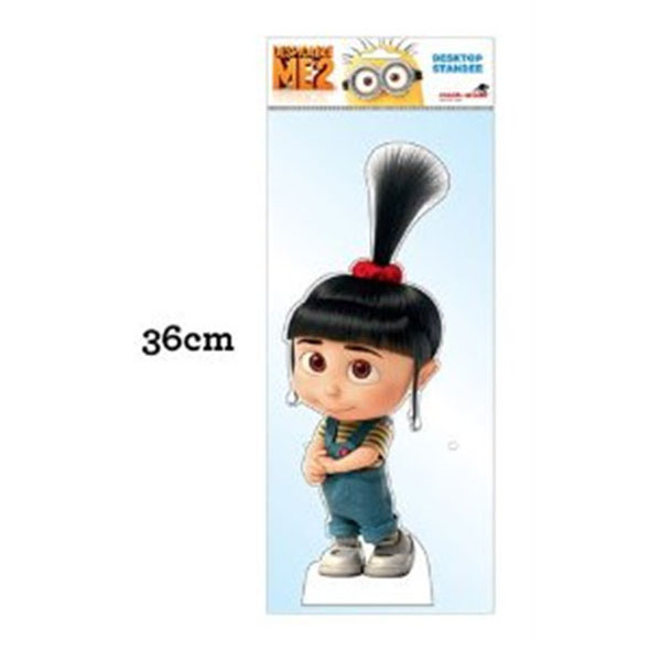 Despicable Me 2 Agnes Desktop Standee