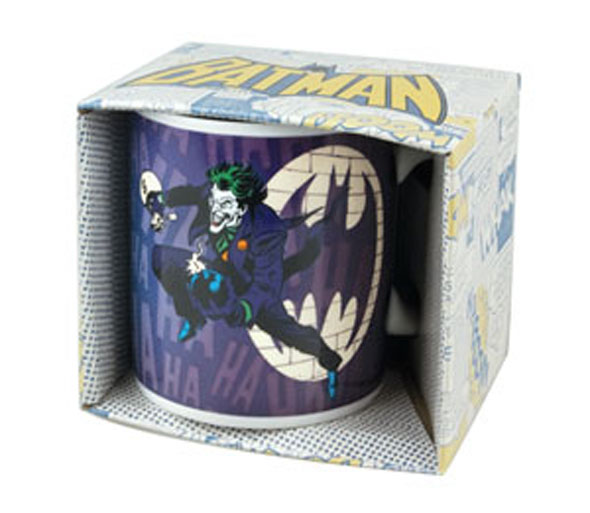 Batman 'The Joker' Boxed Mug