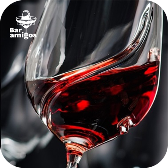 Turbulence Wine Glasses (550ml, 2 Pack)