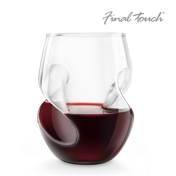 Conundrum Red Wine Glasses (Set of 4)