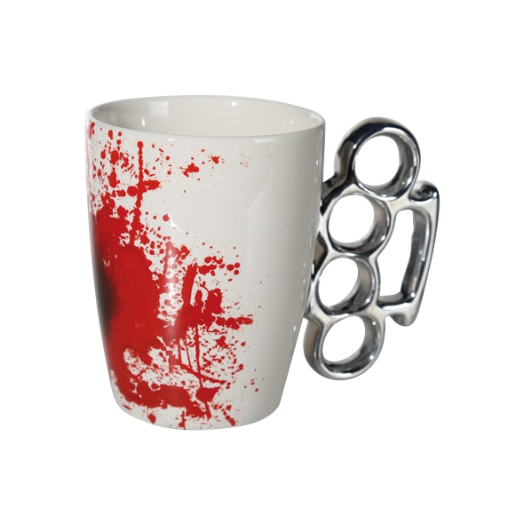 Knuckle Duster Mug