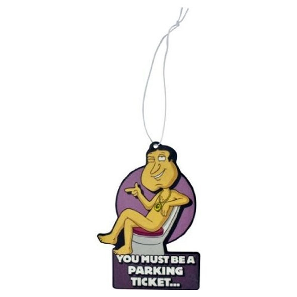 Family Guy Quagmire Air Freshener