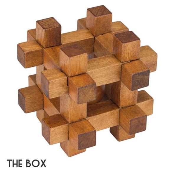 Wooden Wonder Puzzles