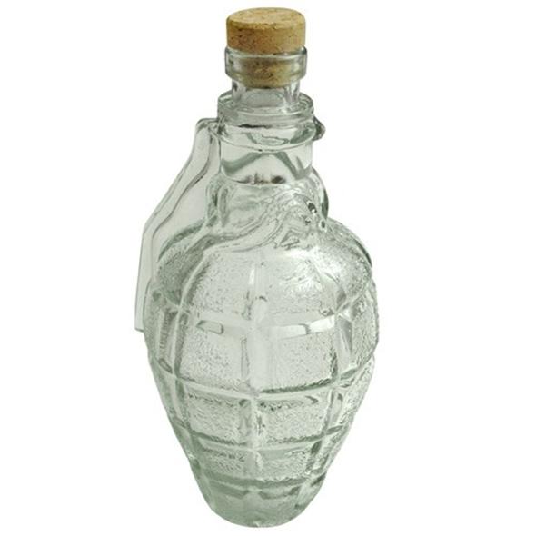 Grenade Decanter