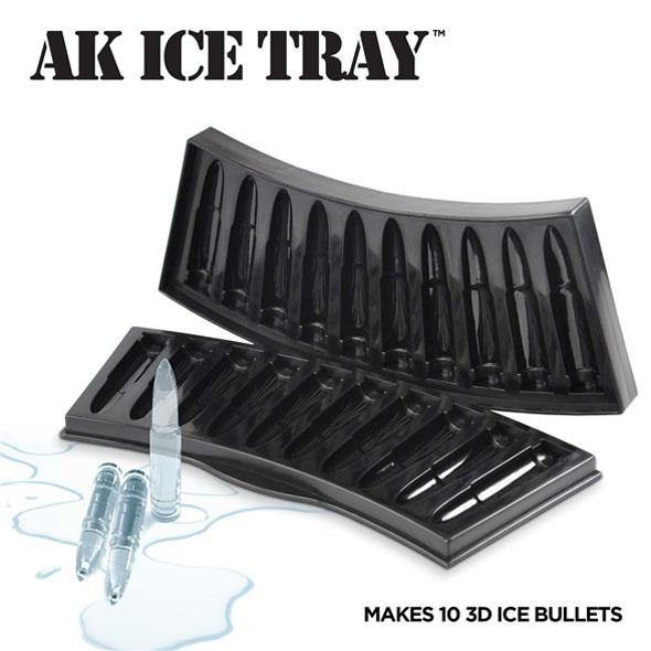 AK47 Bullet Ice Tray