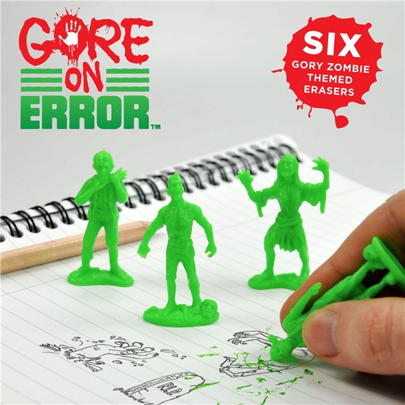 Gore On Error: Zombie Erasers